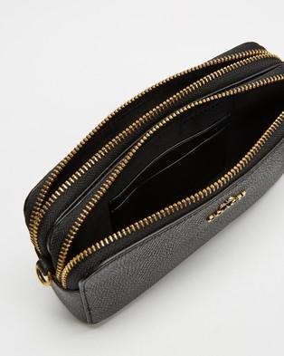 Coach Kira Cross Body Bag - Bags (Black)