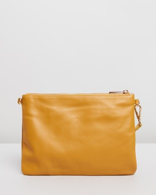 BEE Tully - Clutches (Mustard)