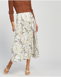Bec + Bridge - Lavender Bay Midi Skirt