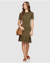 Oxford - Kimmy Short Sleeve Knitted Dress