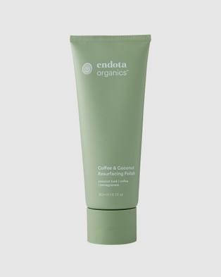 Endota Organics   Coffee & Coconut Resurfacing Polish - Beauty (N/A)
