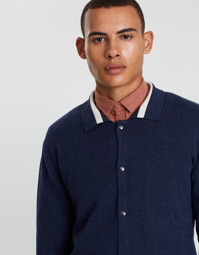Oliver Spencer - Roxwell Knit Jacket