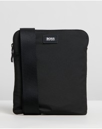 BOSS - Single-Zip Envelope Bag