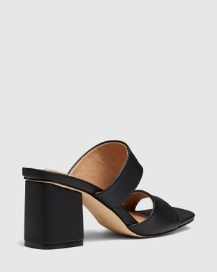 Novo Fargo - Heels (Black)