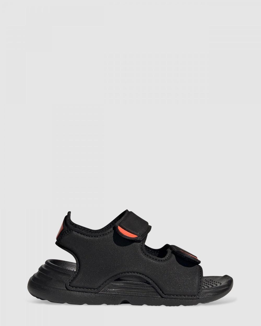 adidas Performance Swim Sandals Black