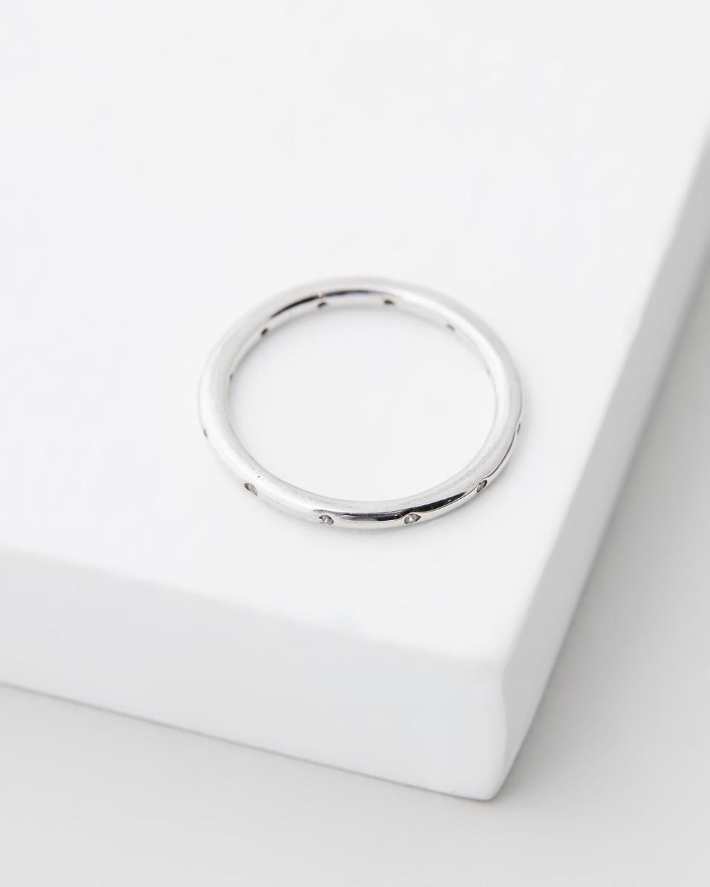 SAINT VALENTINE Constellation Ring Jewellery Silver