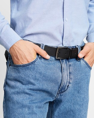 Ben Sherman Leather Belts