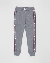 Abercrombie & Fitch - Tape It Or Leave It Sweatpants - Teens