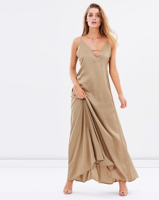 Lioness – Nightcap Silk Maxi