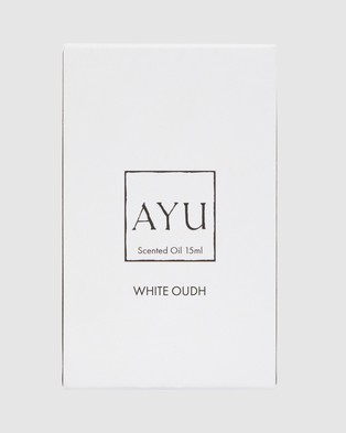 AYU WHITE OUDH Perfume Oil 15ml Beauty N/A