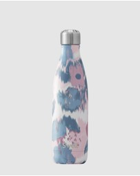 S'well - Insulated Bottle Watercolour Collection 500ml Lillies