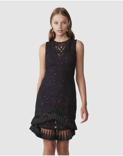 Torannce High Hopes Mini Dress Black