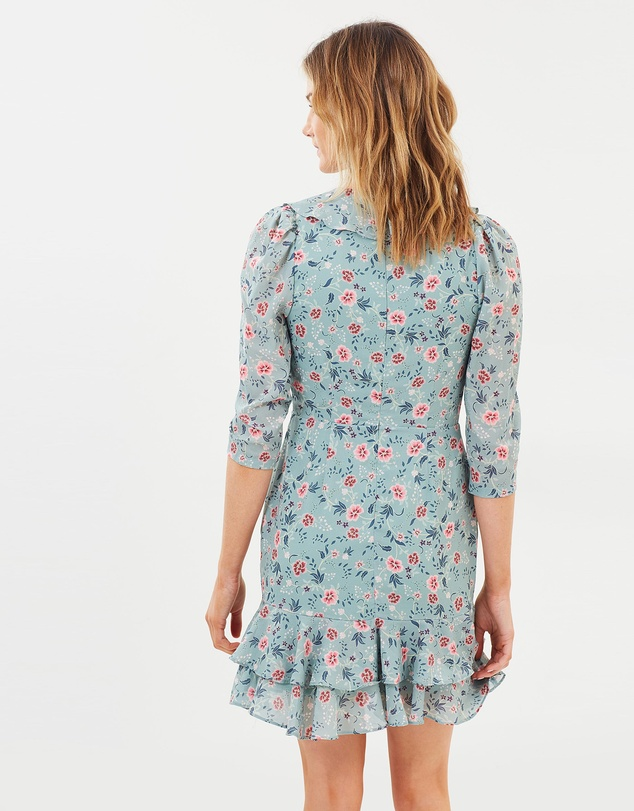 Cooper St - Peaseblossom Fitted Mini Dress