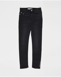 Calvin Klein Jeans - Skinny High-Rise Jeans - Teens