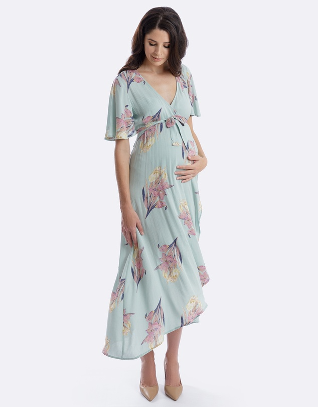Maive & Bo - Harlow Wrap Dress