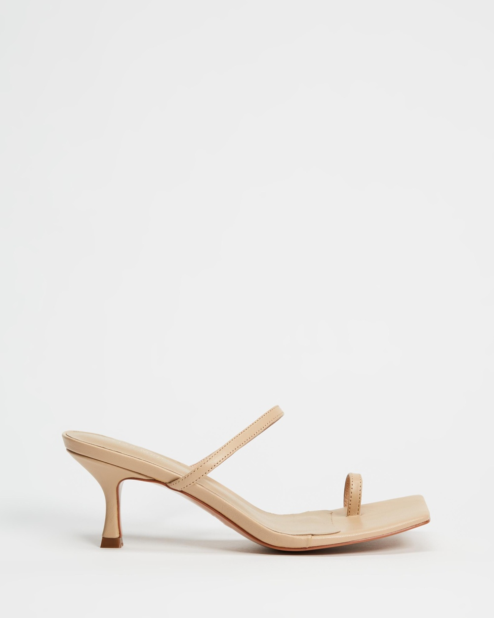 Alias Mae Baker Sandals Natural Leather