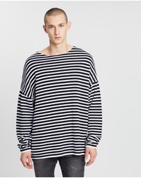 Staple Superior - Drifter Dropped Shoulder Knit