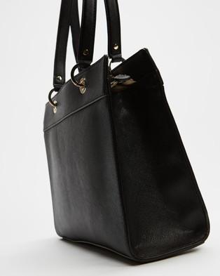 Guess Isla Elite Carryall - Bags (Black)