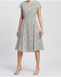 David Lawrence - Maela Midi Dress
