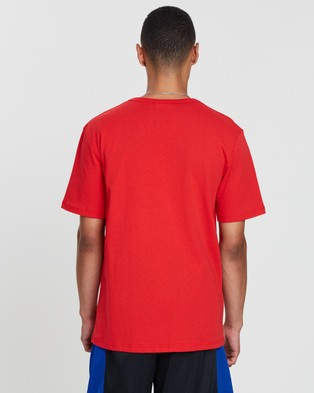 Champion Heritage Graphic Tee - T-Shirts & Singlets (Team Red Scarlet)