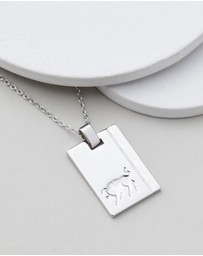 Reliquia Jewellery - Taurus Star Sign Necklace