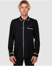 RVCA - Rvca X Highline Long Sleeve Shirt