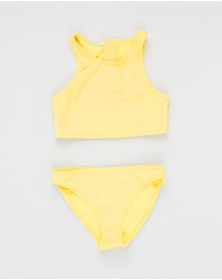 Duskii - Amelie Crop Bikini Set - Teens