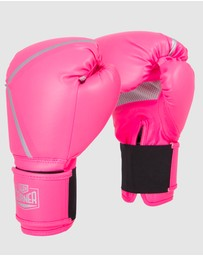 Red Corner Boxing - RCB Spar Boxing Gloves - Pink
