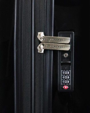 JETT BLACK Jett Black Signature Medium Suitcase - Outdoors (Black)