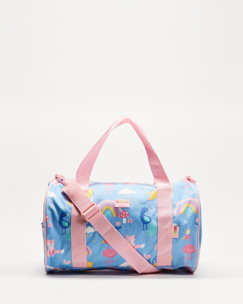 Penny Scallan Coated Rainbow Duffle Bag Kids Bags Rainbow