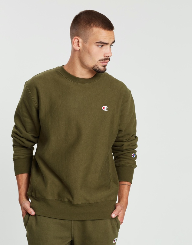 Champion Life - Reverse Weave Crew Sweater