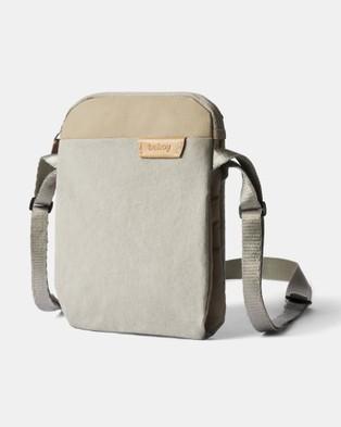 Bellroy City Pouch - Bum Bags (Grey)
