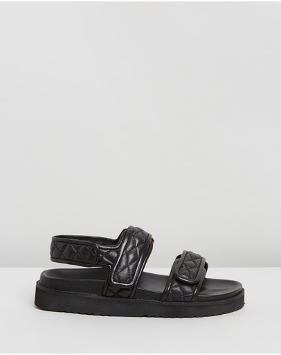 Atmos&Here - Margot Leather Sandals