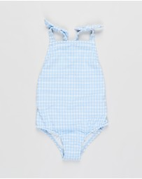 Seafolly - Tank One-Piece - Kids