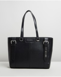 LOVE MOSCHINO - Double Strap Tote Bag