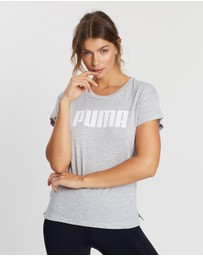 Puma - Elevated Essential Logo Tee