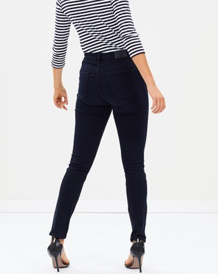 Sportscraft Jackie High Waisted Skinny Jeans - Jeans (blue)