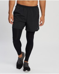 Under Armour - Qualifier Speedpocket Perforated Tights