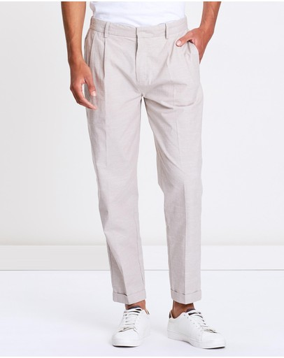 Cabo Pleated Trousers