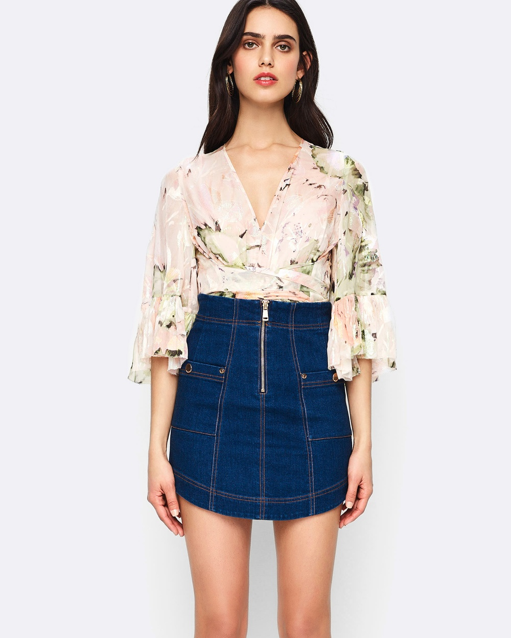 alice McCALL You For Me Top Tops Pink You For Me Top