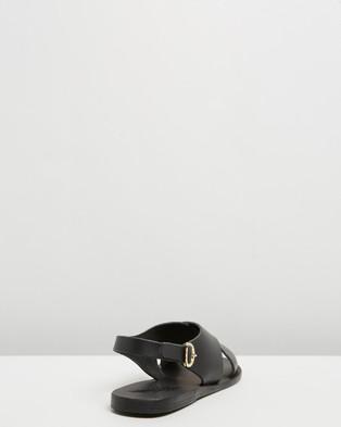 Ancient Greek Sandals Maria - Sandals (Black)