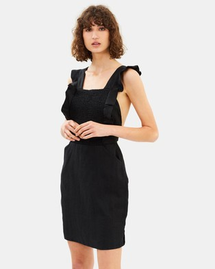 Hansen & Gretel – Destiny Dress Black