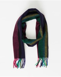PS by Paul Smith - PS Stripe Scarf