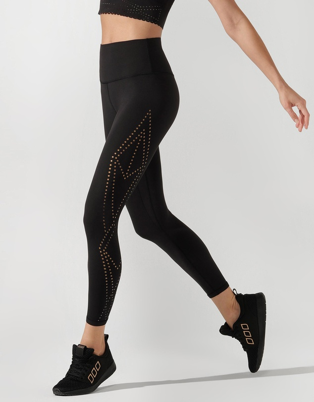 Lorna Jane - Elevate Ankle Biter Tights