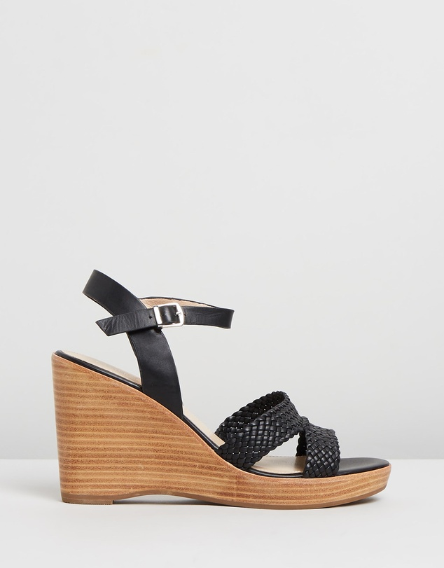 Jo Mercer - Bridget High Heel Wedges