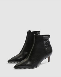 TOPSHOP - Midnight Boots