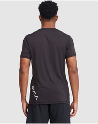 RVCA - Sport Vent Short Sleeve Top