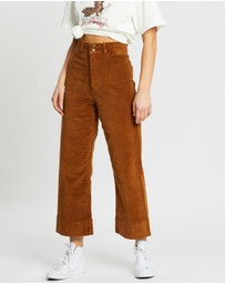 Thrills - Sueded Belle Pants