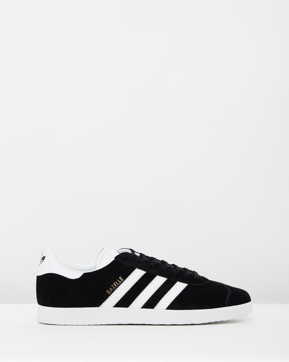 adidas Originals Gazelle Shoes Sneakers Black