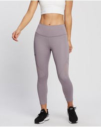 Under Armour - UA RUSH Crop Leggings